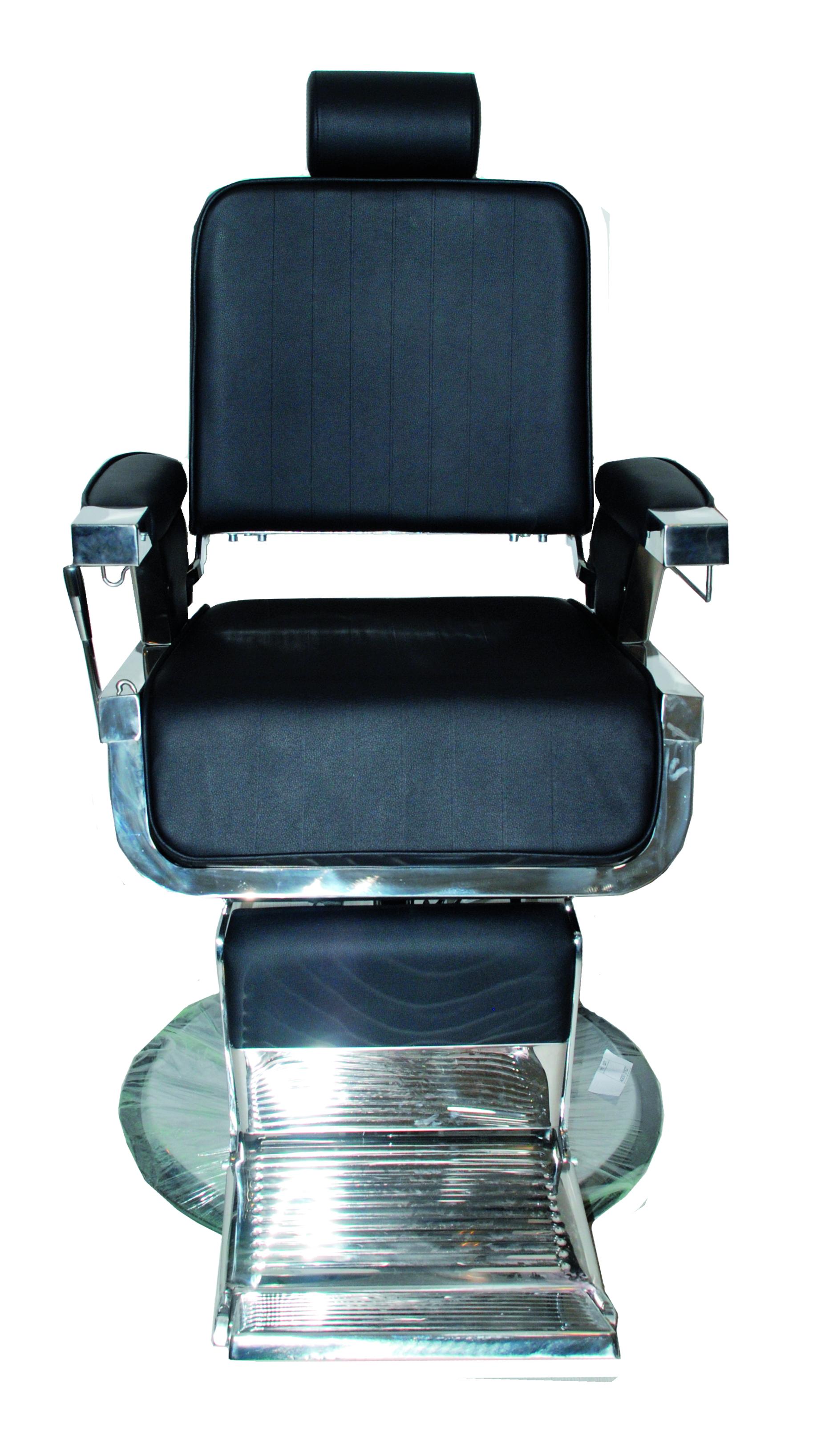 """כיסא גברים רטרו - Barber chair דגם  31819.  בוכנה גבוהה. אחריות שנתיים על הבוכנה. מחיר לא כולל מע""""מ ולא כולל הובלה."""