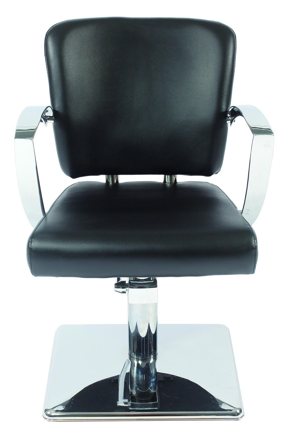 """כיסא לקוח הידראולי דגם 333. בוכנה גבוהה. אחריות שנתיים על הבוכנה. מחיר לא כולל מע""""מ ולא כולל הובלה."""