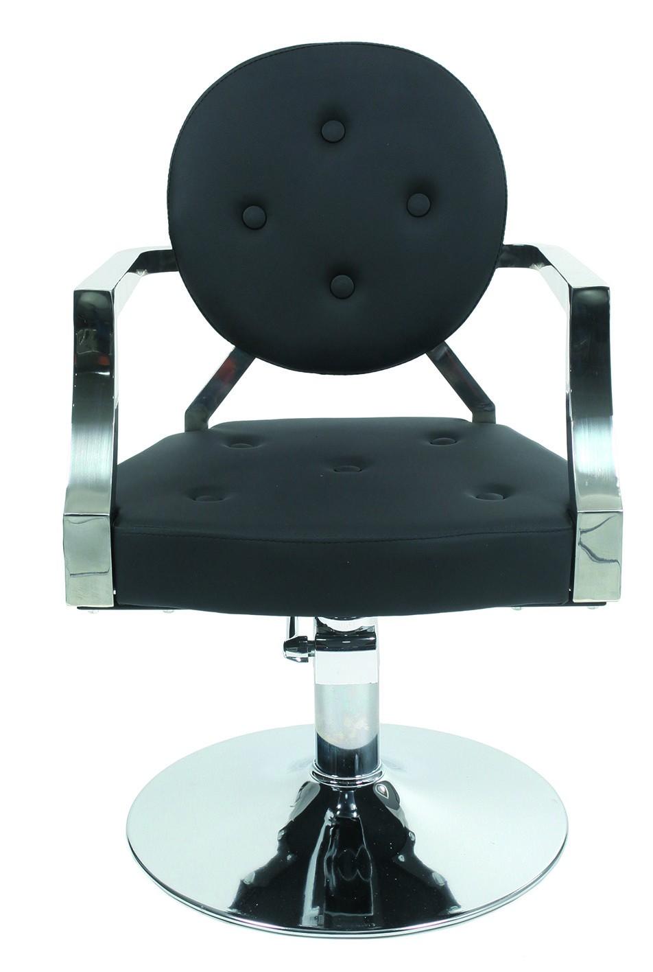 """כיסא לקוח הידראולי דגם 6309. בוכנה גבוהה. אחריות שנתיים על הבוכנה. מחיר לא כולל מע""""מ ולא כולל הובלה."""