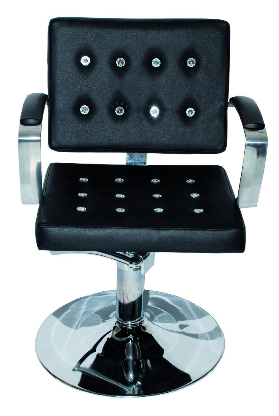 """כיסא לקוח הידראולי דגם 6500. בוכנה גבוהה. אחריות שנתיים על הבוכנה. מחיר לא כולל מע""""מ ולא כולל הובלה."""
