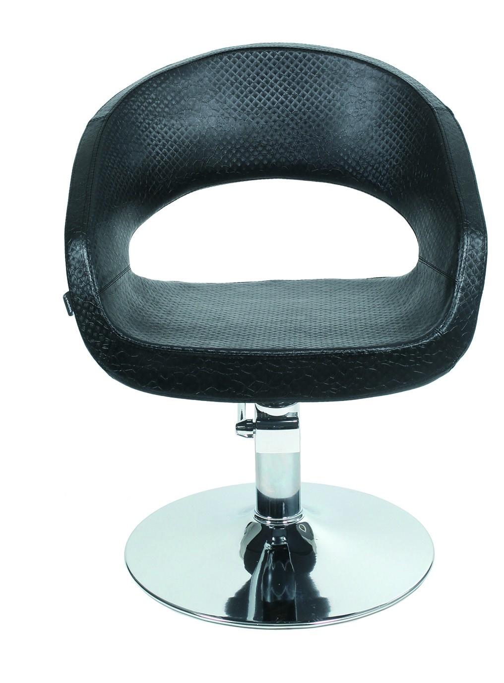 """כיסא לקוח הידראולי דגם  8836.   בוכנה גבוהה. אחריות שנתיים על הבוכנה. מחיר לא כולל מע""""מ ולא כולל הובלה."""