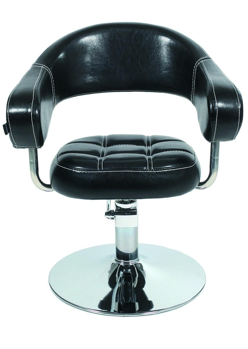 """כיסא לקוח הידראולי דגם  8850. בוכנה גבוהה. אחריות שנתיים על הבוכנה. מחיר לא כולל מע""""מ ולא כולל הובלה."""