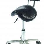כסא ספר אוכף חלק דגם 392B